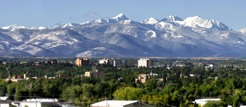 "Bozeman Montana, in the Gallatin Valley, nestled in the beautiful ""Big Sky Country"""